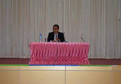 การประชุมนักศึกษาภาดปกติ ประจำภาคเรียนที่ 2/2561